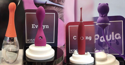Kisstoy is seeking for distributors in different countries.
