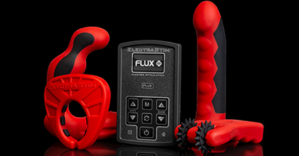 News from ElectraStim: FLUX and Silicone Fusion