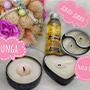 Choosing massage candles