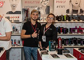 Novelties by Bathmate at big exhibitions
