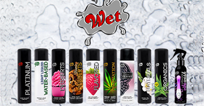 Return of Wet lubricants to the Russian market
